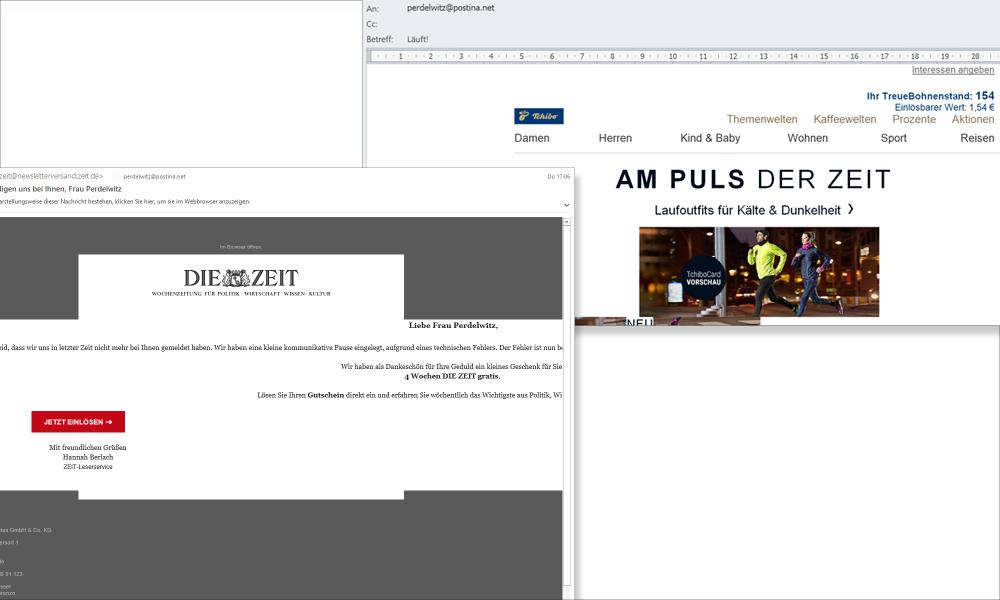 Rendering-Probleme bei sehr großen Bildschirmen unter Outlook.
