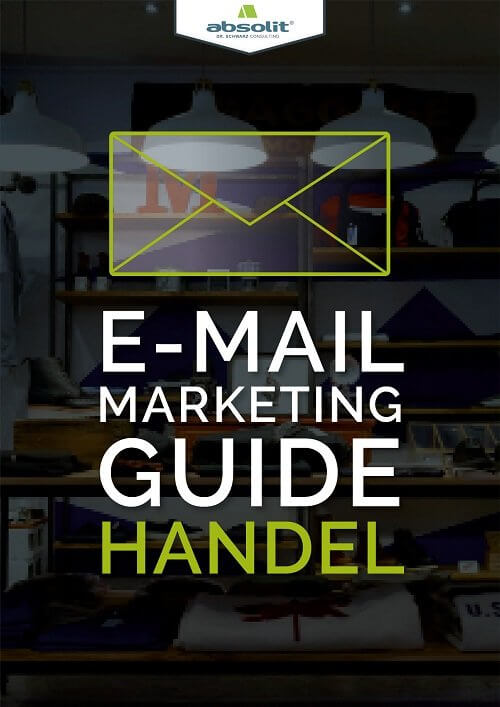 E-Mail-Marketing Guide Cover