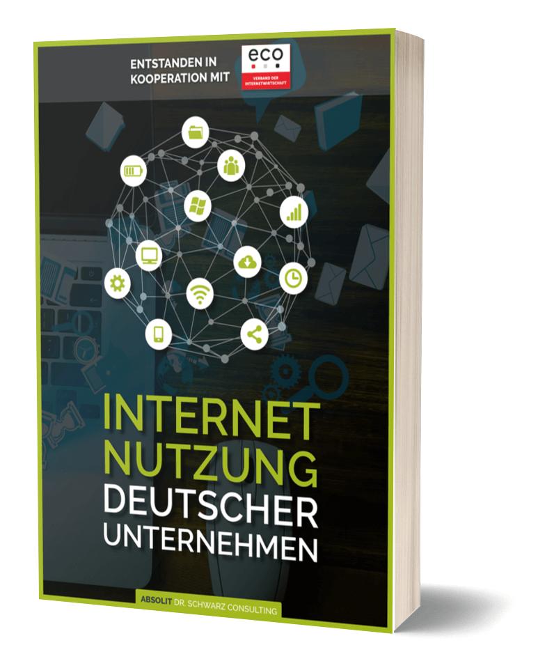 cover internetnutzung - Internetnutzung deutschsprachiger Unternehmen