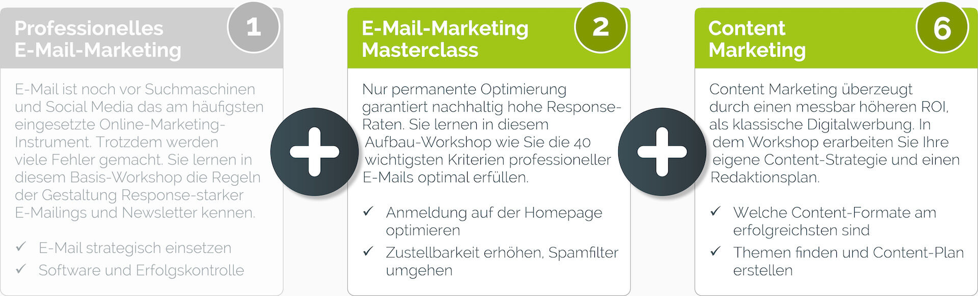 paket professionelles e mail marketing - Professionelles E-Mail-Marketing