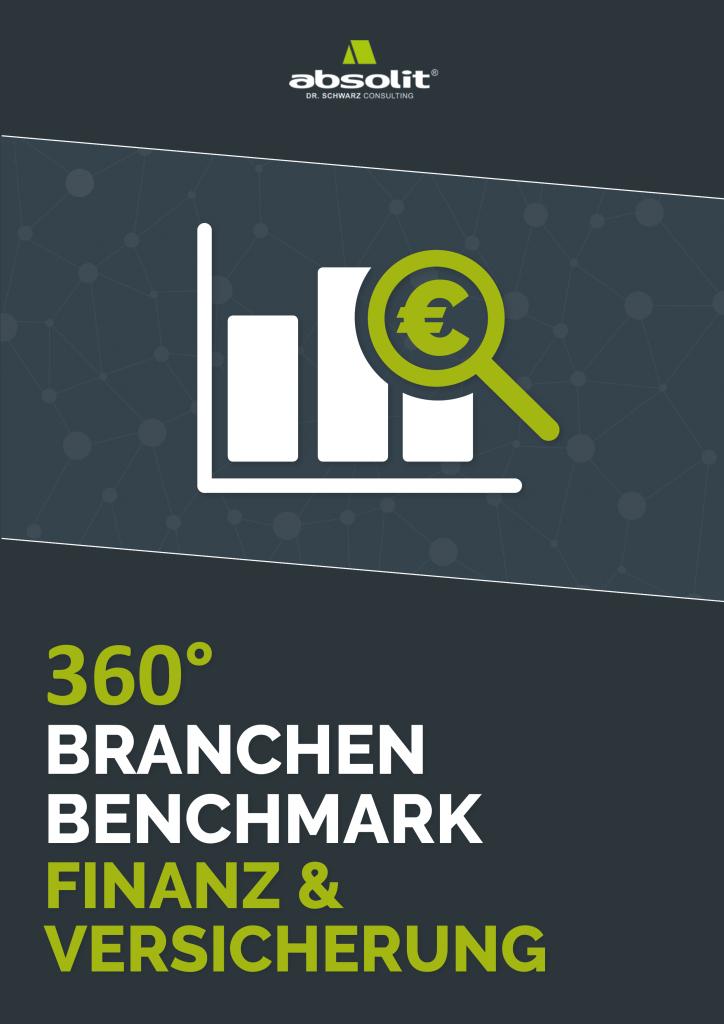 cover 724x1024 - 360° Benchmark - Finanz- & Versicherungsbranche