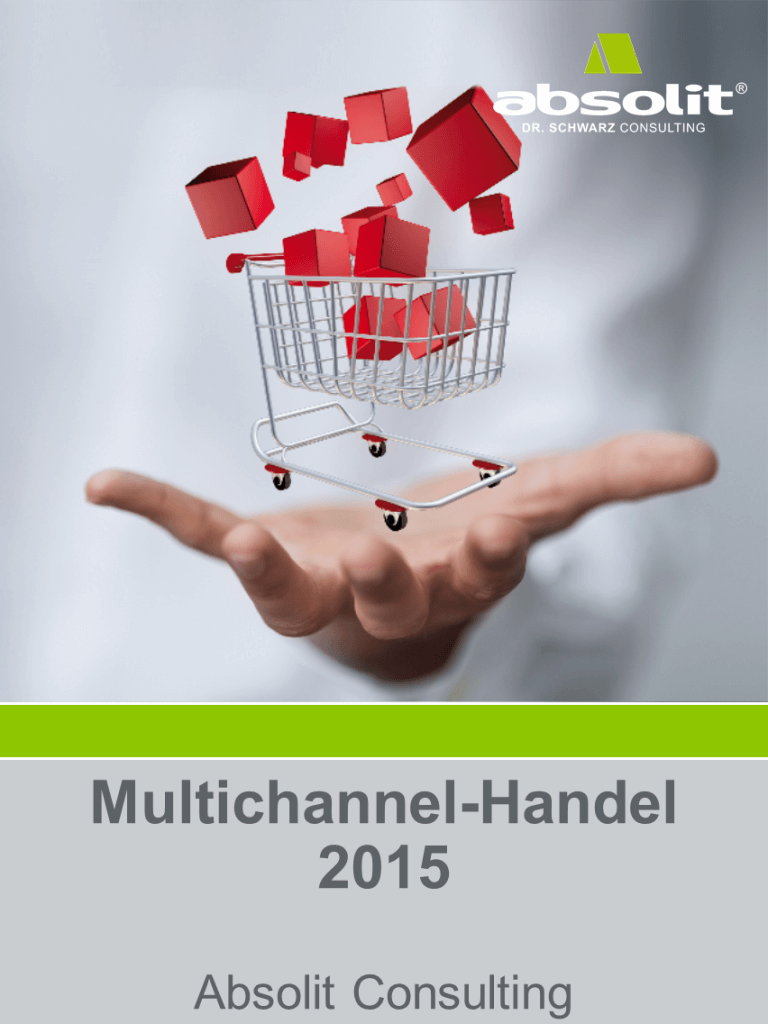 Studie: Multichannel Handel