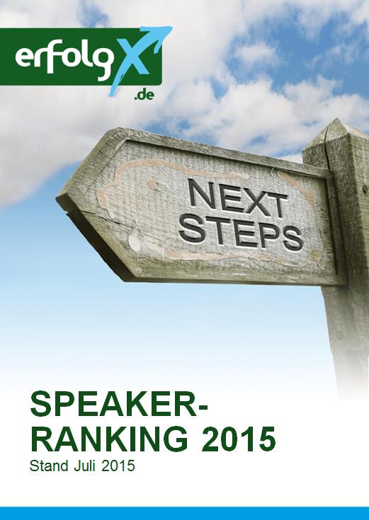 Studie: Speaker Ranking