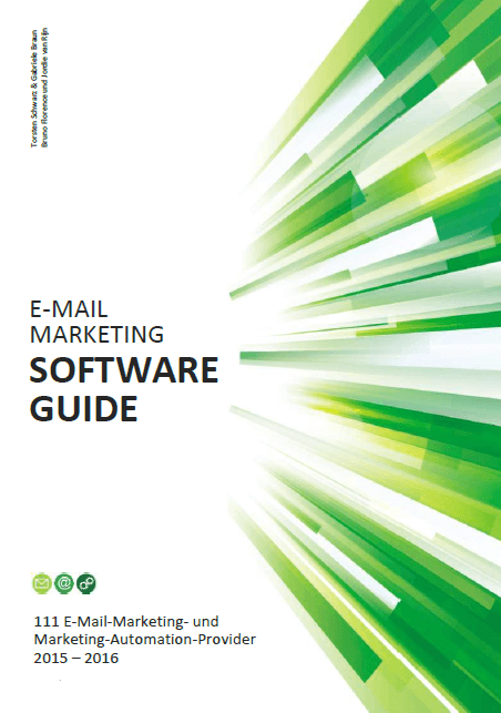 E-Mail-Marketing Software Guide