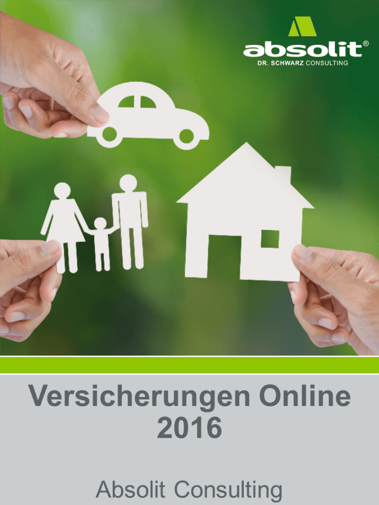 cover versicherungen 2016 768x1024 - Versicherungen Online 2016