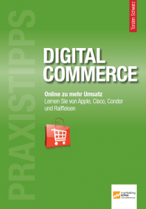 Praxistipps Digital Commerce