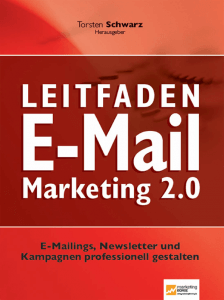 Leitfaden E-Mail-Marketing 2.0
