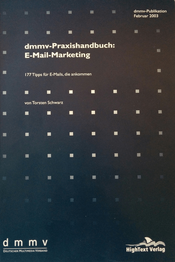 praxishandbuch e mail marketing - Praxishandbuch E-Mail-Marketing