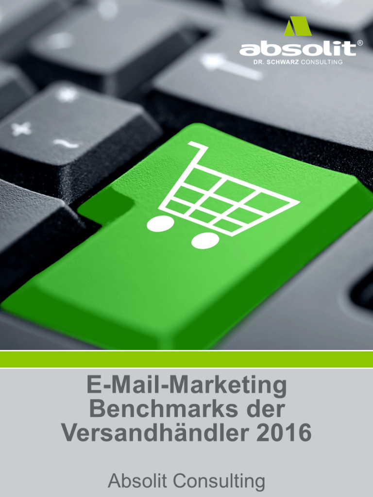 cover nl versandhandel 768x1024 - E-Mail-Marketing Benchmarks der Versandhändler 2016
