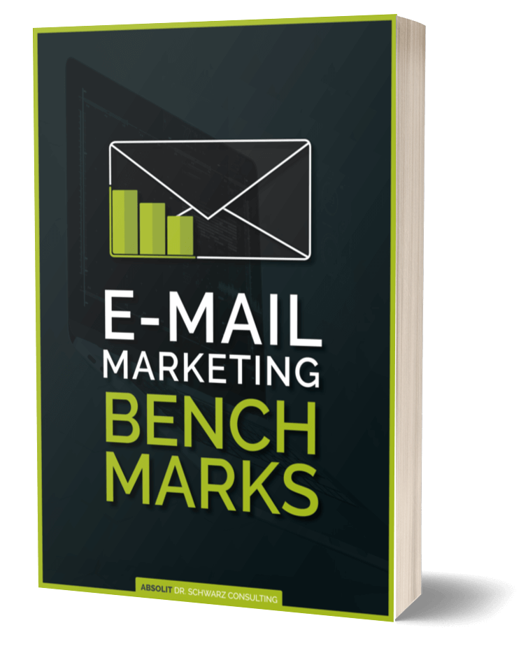 E-Mail-Marketing Benchmarks 2019 Cover