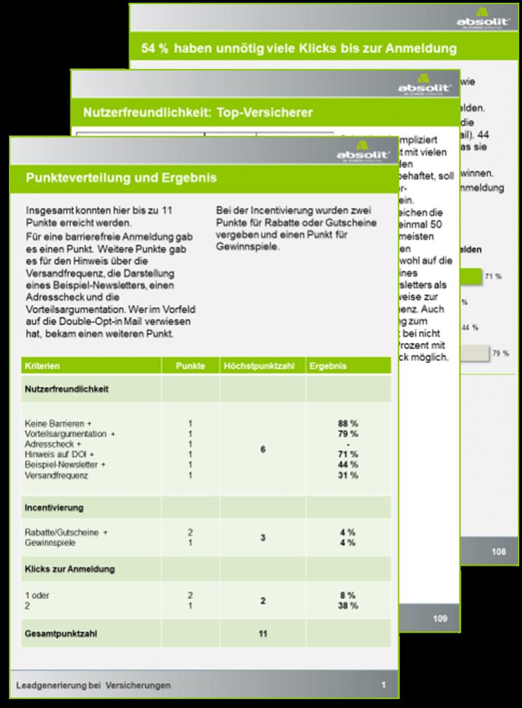 zahlen ueberblick 756x1024 - Leadgenerierung bei Versicherungen