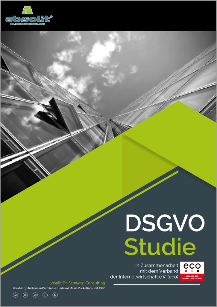Die große DSGVO-Studie