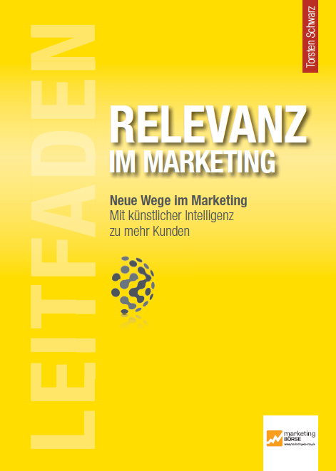 Relevanz im Marketing Buchcover