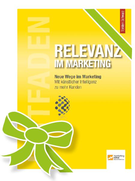 weihnachtsaktion leitfaden relevanz im marketing - Leitfaden Relevanz im Marketing