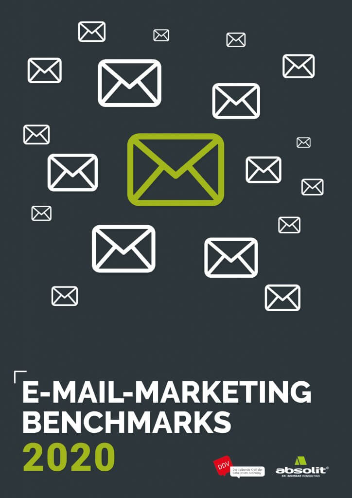 e mail marketing benchmarks 2020 cover front 724x1024 - E-Mail-Marketing Benchmarks 2020