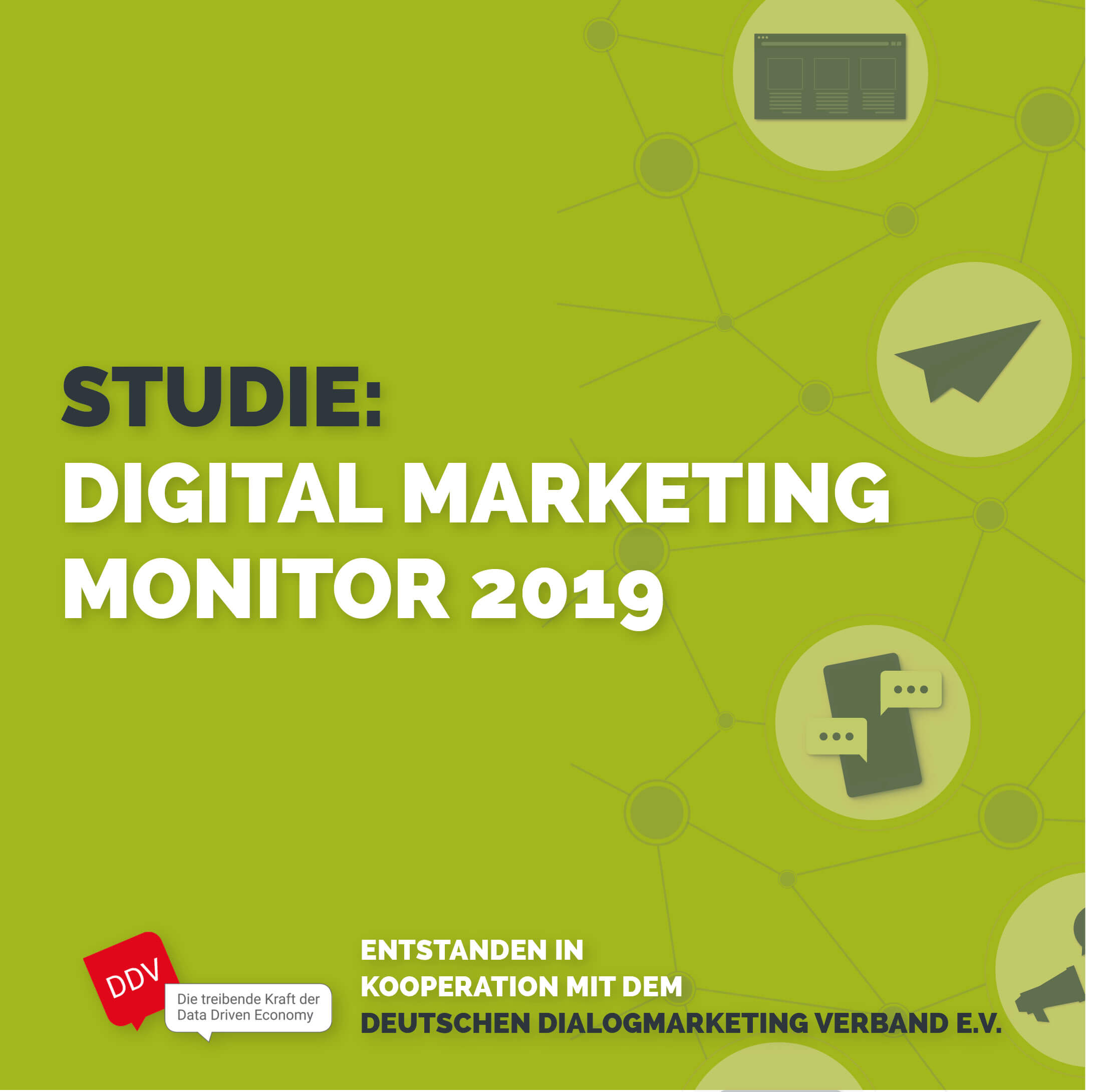 Digital Marketing Monitor 2019