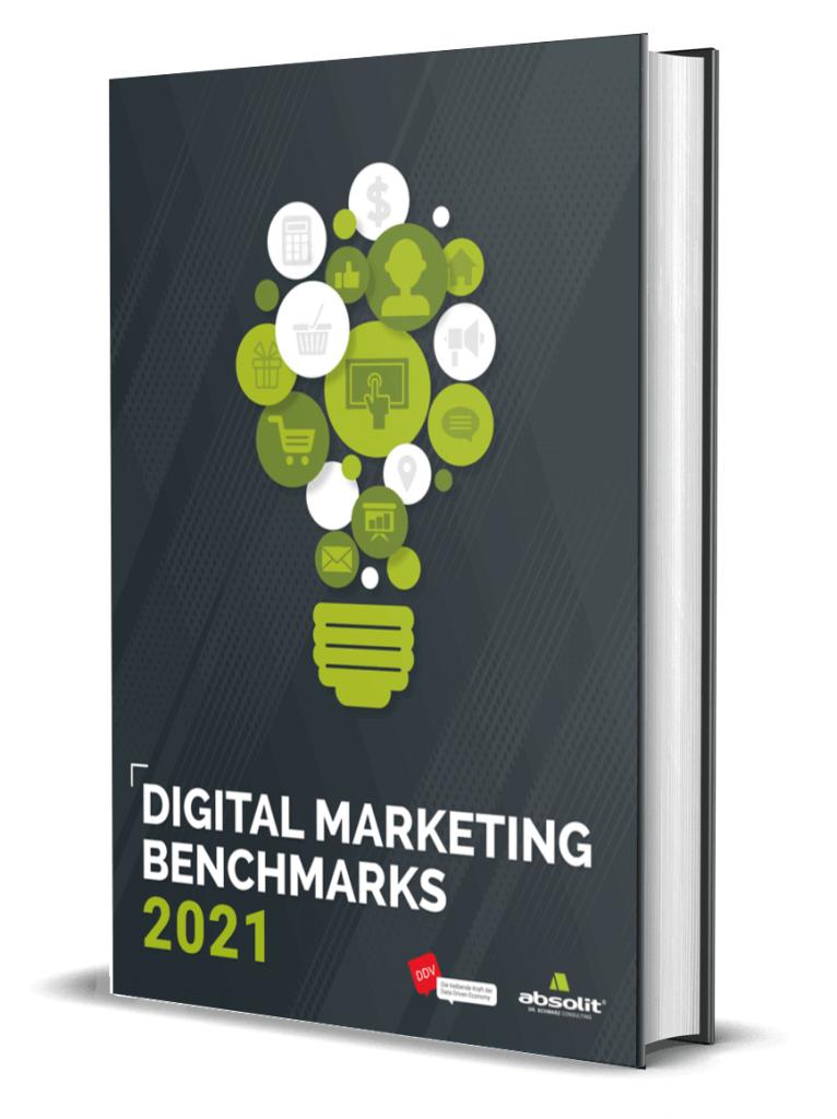 digital marketing benchmarks 2021 mockup 766x1024 - Digital Marketing Benchmarks 2021